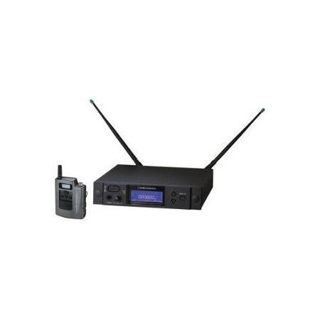 Audio-Technica AEW-4110AC 4000 Series Wireless Body Pak System -Channel C