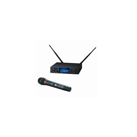 Audio Technica AEW-4240AD 4000 Series Wireless Handheld Mic System -Channel D