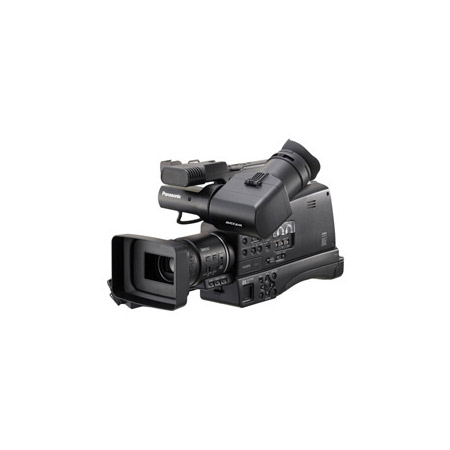 Panasonic AG-HMC80 3MOS AVCCAM HD Shoulder Camcorder with HD and SD Recording