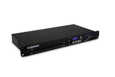 Allen & Heath ICE-16D 16ch Multitrack Recorder & USB / Firewire Interface
