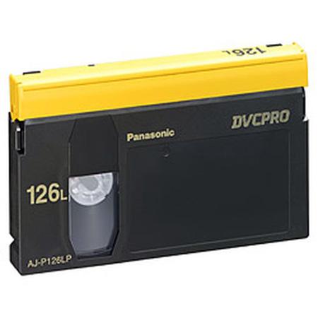 Panasonic Large DVCPRO Tape 126 Minute