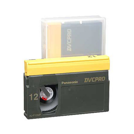 Panasonic Small DVCPRO Tape 66 Minute