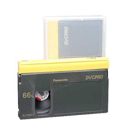 Panasonic Large DVCPRO Tape 66 Minute