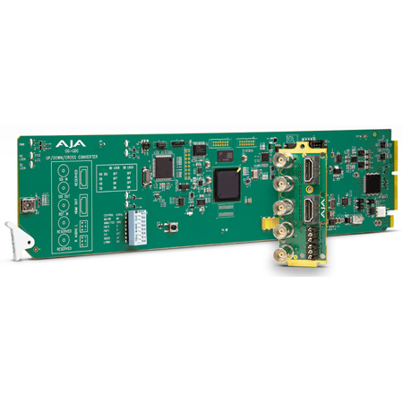 AJA OG-UDC 3G-SDI Up Down Cross-Converter openGear