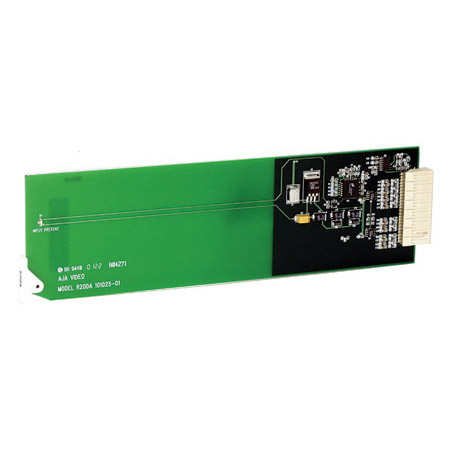 AJA R20DA 1x8 SDI Distribution Amplifier