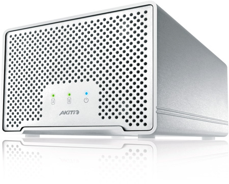 AKiTiO AK-NEU2-TU3IAS-AKTU Neutrino Thunder D3 Without Drives