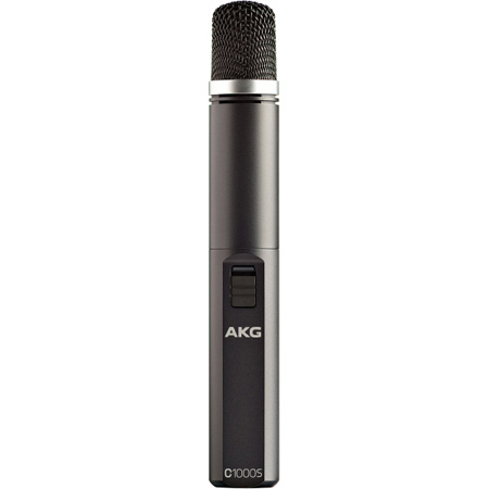 AKG C1000S Multipurpose Condenser Mic
