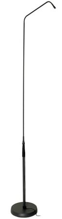 AKG GN155 CHOIR 6-To-9-Foot Height-Adjustable Gooseneck Module With 15Lb Shock Mounted Base