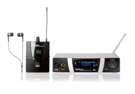 IVM 4 Wireless In-Ear Monitoring System Band 8 (570.00 600.00 MHz)
