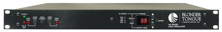 Blonder Tongue AM-60-550 Agile Audio/Video Modulator