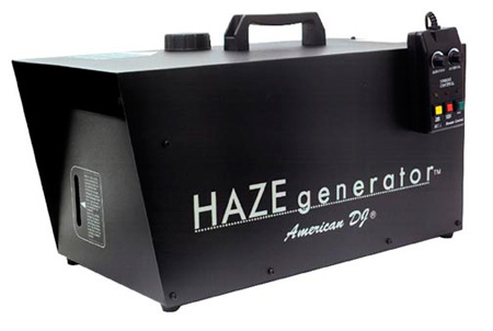 ADJ HAZE GENERATOR Heaterless Hazer Machine