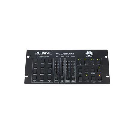 American DJ RGBW4C 32-Channel RGB RGBW or RGBA LED Controller