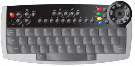 Amino 512-790 IR Keyboard