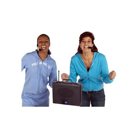Amplivox EZ Tote Companion Speaker For Audio Portable Buddy