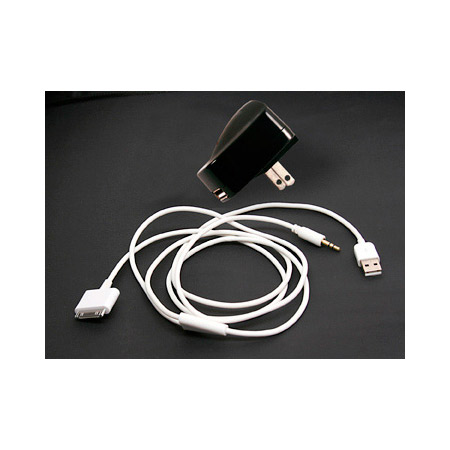 Amplivox S1732 Ipod cable and adapter