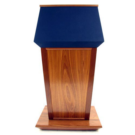 Amplivox SN3040OK Patriot Lectern - No Sound - Oak