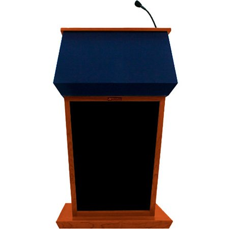 SS3040CH Patriot Lectern with Sound - Cherry