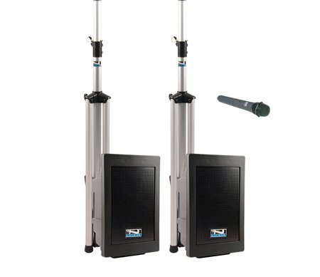 Anchor EXP-DPAC-HH Explorer Deluxe AC Only Package w/Wireless Handheld & Bluetooth