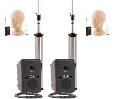 Anchor GG-DPDUAL-EM Go Getter DUAL Deluxe Package w/2 UltraLite & Bluetooth