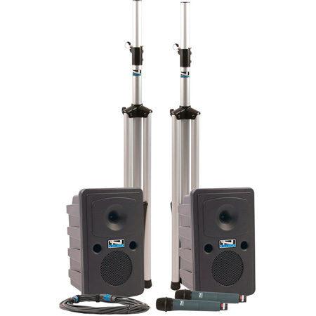 Anchor GG-DPDUAL-HH Go Getter DUAL Deluxe Package w/2 Wireless Handheld & Bluetooth