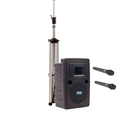 Anchor LIB-BPDUALAC-HH Liberty Basic AC Only DUAL Package w/2 Wireless Handheld & Bluetooth