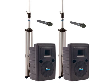 Anchor LIB-DPDUALAC-HH Liberty Deluxe AC Only DUAL Package w/Wireless 2 Handheld & Bluetooth