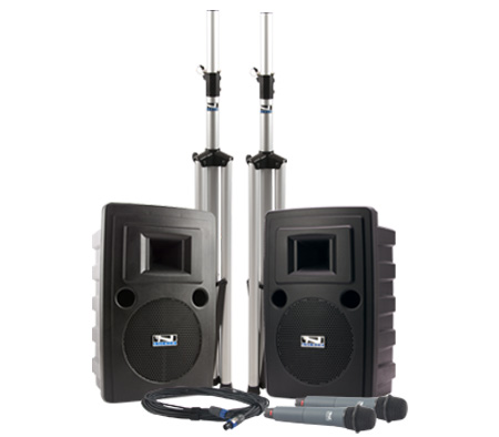 Anchor LIB-DPDUAL-HHS Liberty Platinum DUAL Deluxe Package w/ Handheld & Headband Mic
