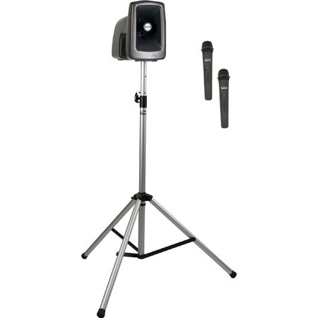 Anchor MEGA-BP2-HH MegaVox Basic Package 2 - MEGA2-U2/SS-550 and 2 Wireless WH-LINK Handheld Mics
