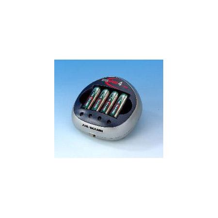 Ansmann Digispeed 4 Ultra 10 Minute Ultra Fast Battery Charger