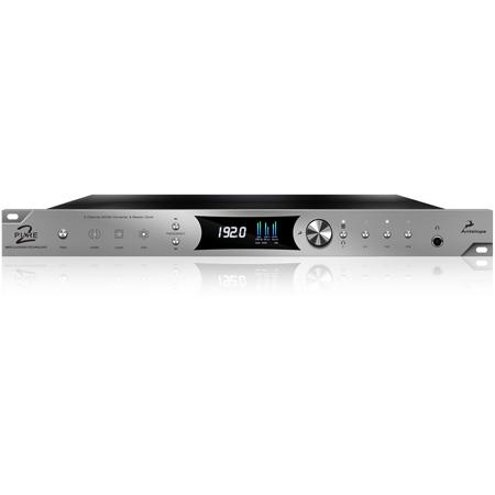 Antelope Audio Pure2 Mastering AD/DA Converter & Clock