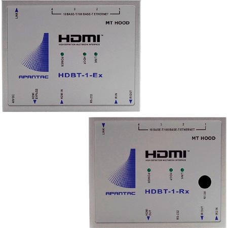 Apantac HDBT-SET-2 BUNDLE: HDBT-1-Ex Extender and HDBT-1-Rx Receiver