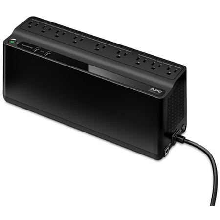APC BE850M2 9 Outlet Power Saving Back-UPS 850VA / 120V