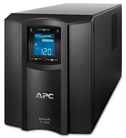 APC SMC1000 APC Smart-UPS C 1000VA LCD 120V