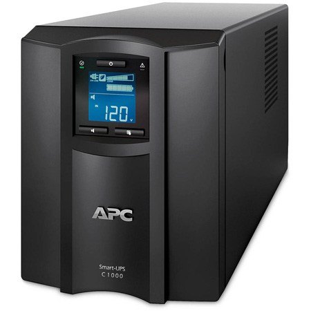APC SMC1000C APC Smart-UPS C 1000VA LCD 120V with SmartConnect