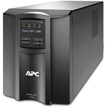 APC SMT1500C Smart-UPS 1500VA LCD 120V