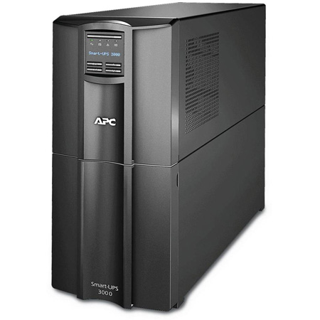 APC SMT3000C Smart-UPS 3000VA LCD 120V with SmartConnect