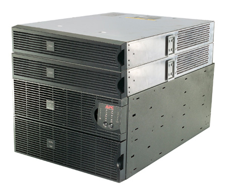 APC SURT10KRMXL6U-TF5 Smart-UPS RT 10KVA RM 208V w/ (2) 208V to 120V 2U