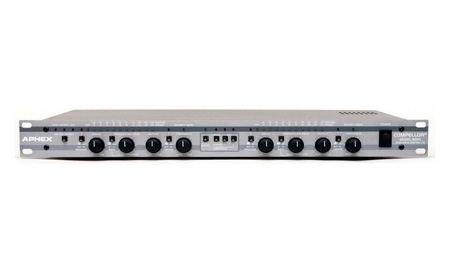 Aphex Systems 320D Compellor Audio Level Controller