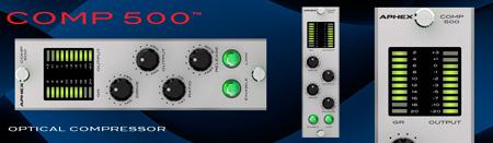Aphex COMP 500 Optical Compressor