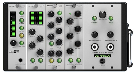Aphex USB 500 Rack Computer Audio Interface