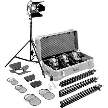 Arri LK.0005662 300-650 Fresnel Combo Kit
