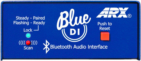 ARX B-DI Blue DI Bluetooth Direct Box