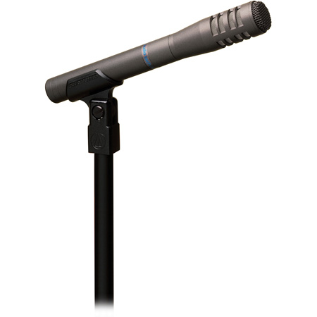 Audio-Technica AT8033 Cardioid Condenser Handheld Microphone