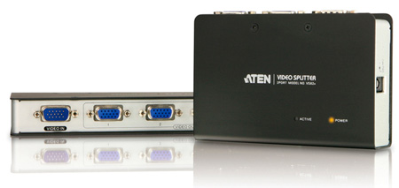 ATEN VS82 VGA 2-Port 1x2 Video Splitter