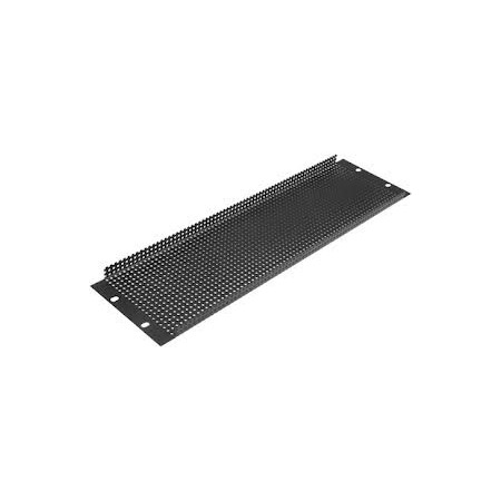 Atlas PPR4 19 Inch 4 RU Recessed Vent Rack Panel