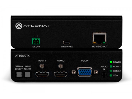 Atlona AT-HDVS-TX Dual HDMI and VGA/Audio to HDBaseT Switcher