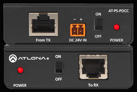 Atlona AT-PS-POCC Mid-Span Power Supply