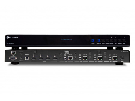 Atlona AT-PRO3HD44M HDMI 4x4 Matrix Switcher over a Single Category Cable