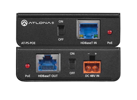 Atlona AT-PS-POE POE Mid-Span Power Supply