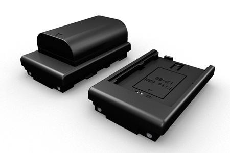Atomos ATOMPLT001 Canon 5DMKIII Battery Adapter for Atomos Recorders